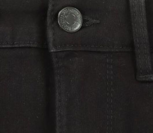 dames jeans - shaping skinny fit zwart zwart - 1000020939 - HEMA