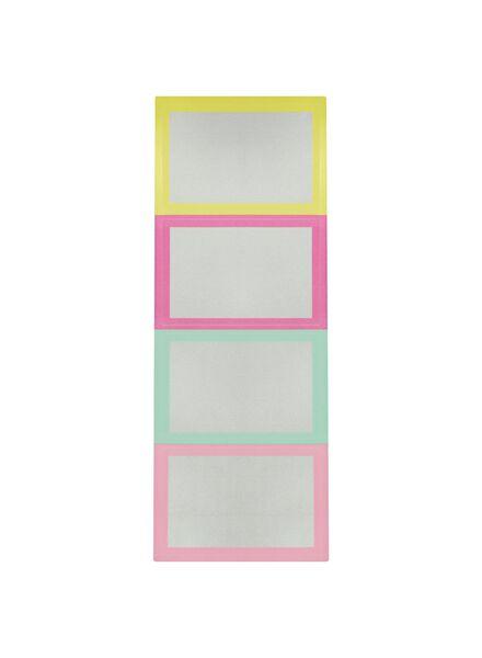 textieletiketten - 8 stuks - 14588137 - HEMA