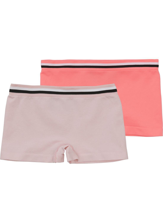 HEMA 2-pak Kinderboxers Roze (roze)