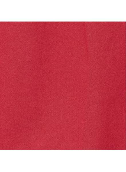 damestop rood - 1000007276 - HEMA