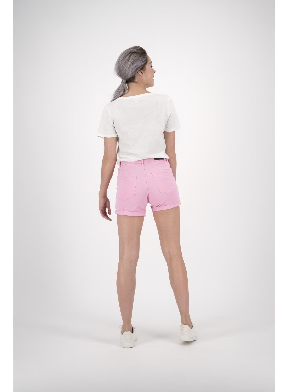 HEMA Dames T-shirt Gebroken Wit (gebroken wit)