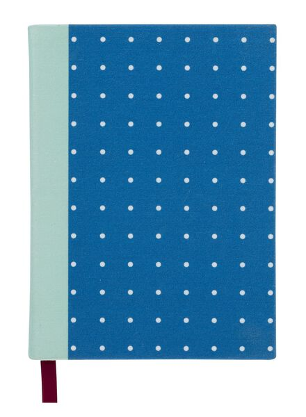 notitieboek A6 gelinieerd - 14101330 - HEMA