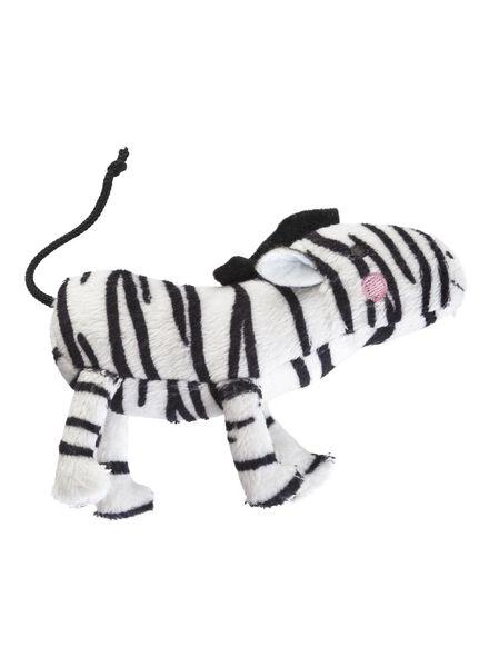 pluche zebra - 15150030 - HEMA
