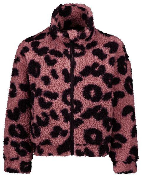 kinderjack roze 158/164 - 30847938 - HEMA