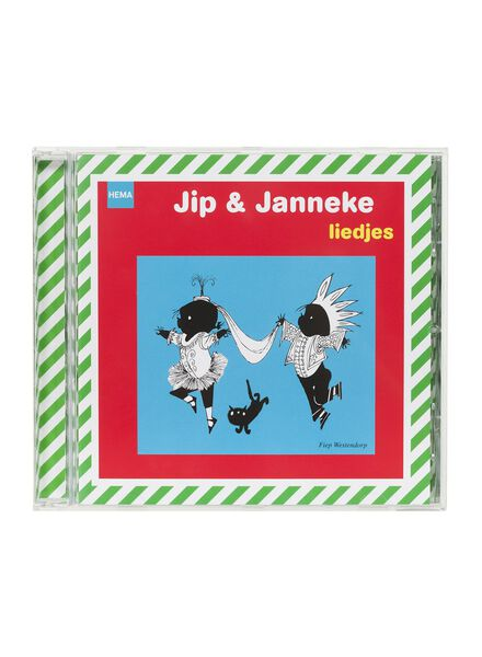 Jip en Janneke liedjes CD - 15140203 - HEMA