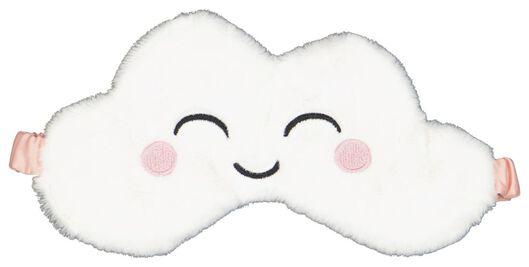 Slaapmasker fluffy wolk - in Reisaccessoires