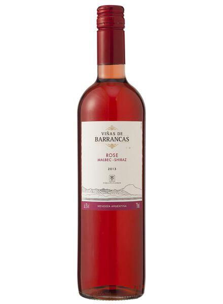 viñas de barrancas malbec shiraz - rosé - 17380528 - HEMA
