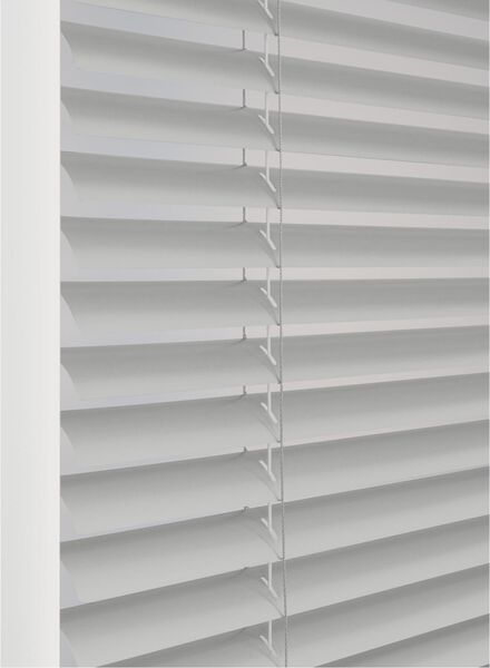 jaloezie aluminium mat 50 mm donkerdenim aluminium mat 50 mm - 7420096 - HEMA