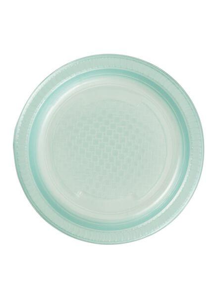 10-pak plastic borden - klein - 14230020 - HEMA