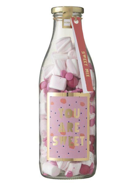 fles met snoep - 60900201 - HEMA