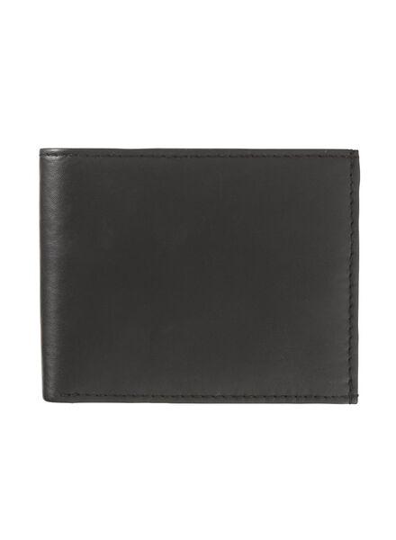 leren portemonnee - 18190116 - HEMA