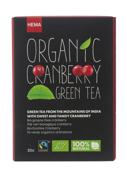 thee cranberry - 17100079 - HEMA