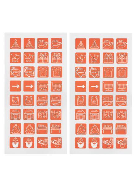 stickers - 14160042 - HEMA