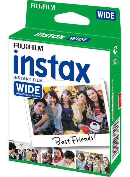 Fujifilm Instax Wide Film fotopapier - 61130019 - HEMA