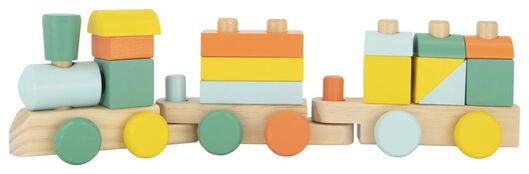 vormentrein hout 44x8x13 - 15130065 - HEMA