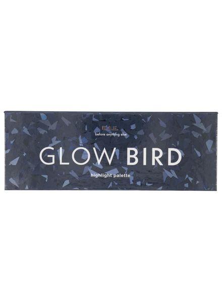 B.A.E. highlight palette - glow bird - 17720012 - HEMA