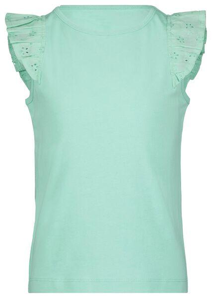 kinder t-shirts - 2 stuks donkerblauw donkerblauw - 1000024023 - HEMA