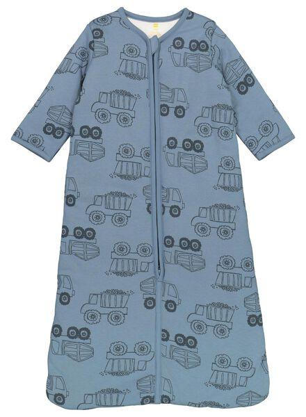 babyslaapzak padded blauw blauw - 1000015089 - HEMA
