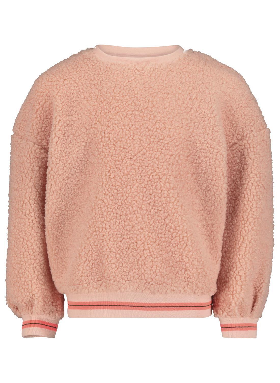 kindersweater roze HEMA