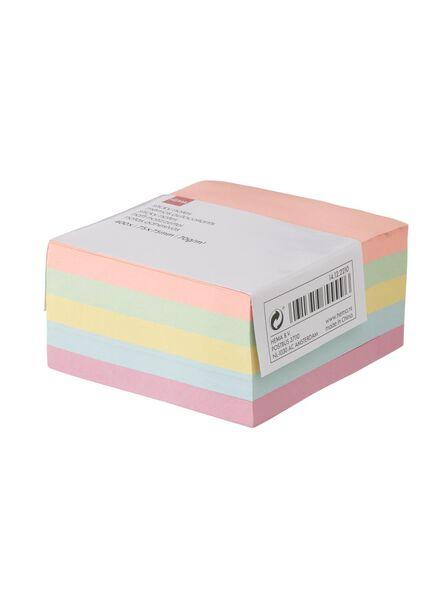 400-pak sticky notes - 14122210 - HEMA