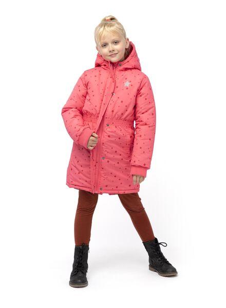 kinderjas roze roze - 1000013576 - HEMA