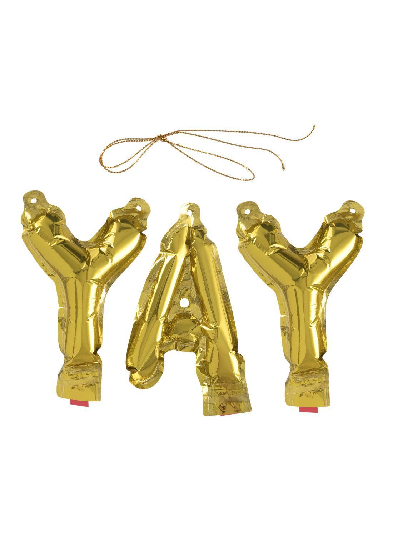 HEMA Folieballon Yay 11 Cm