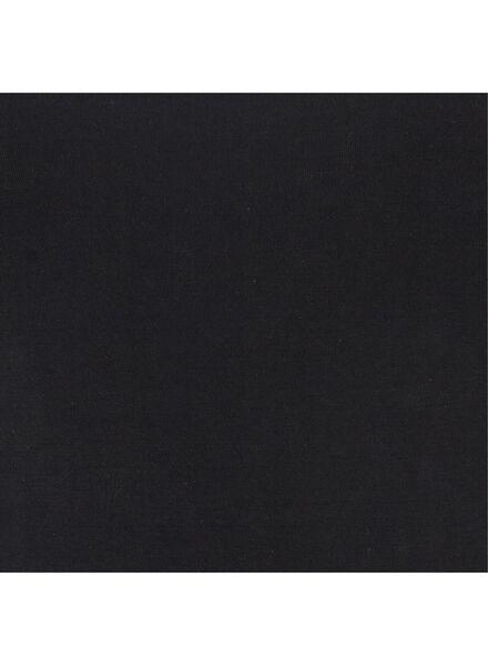 corrigerend dameshemd zwart zwart - 1000002367 - HEMA
