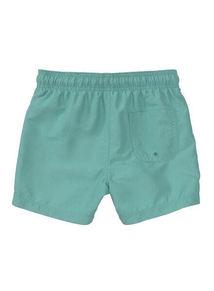 kinder zwembroek magic groen groen - 1000012762 - HEMA