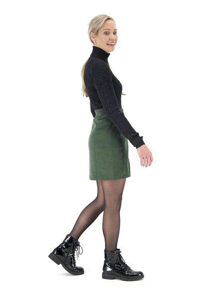 dames coltrui zwart zwart - 1000017185 - HEMA