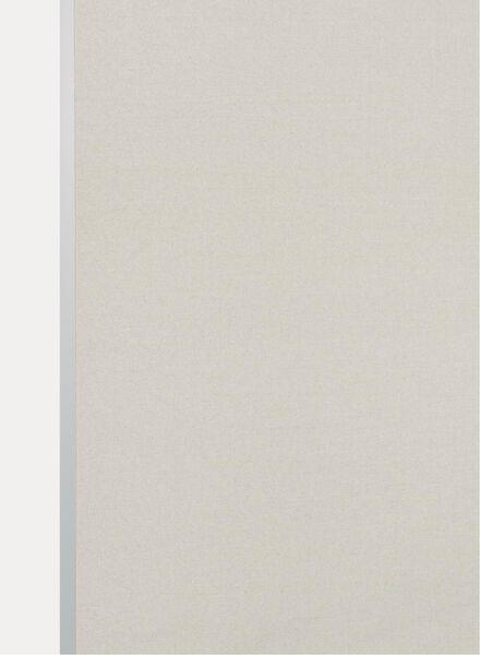 rolgordijn metallic verduisterend zand metallic verduisterend - 7410676 - HEMA