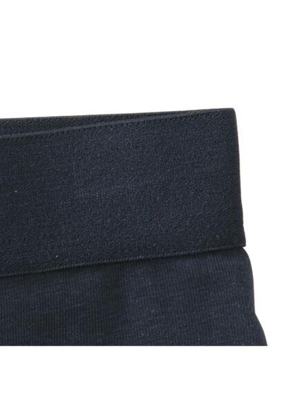 3-pak kinderboxers blauw blauw - 1000011618 - HEMA