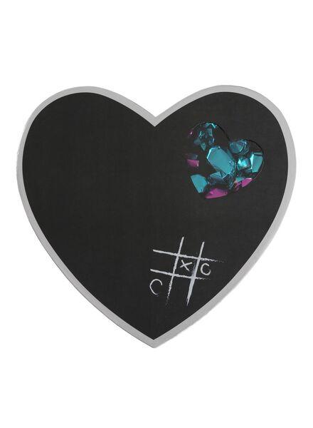 hartvormige doos met chocolade - 60900248 - HEMA