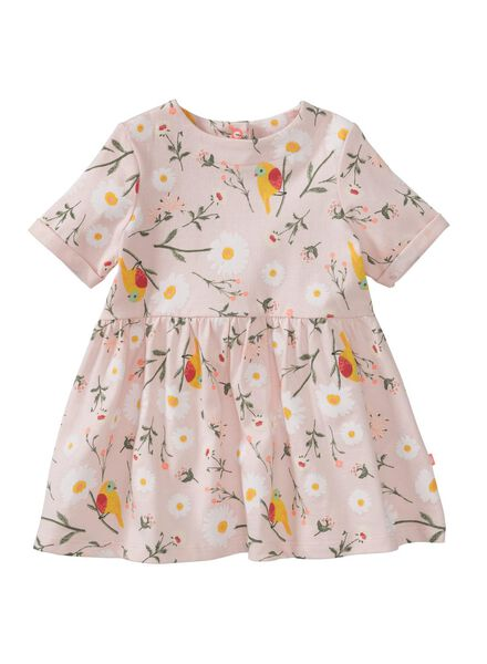 baby jurk lichtroze lichtroze - 1000012777 - HEMA