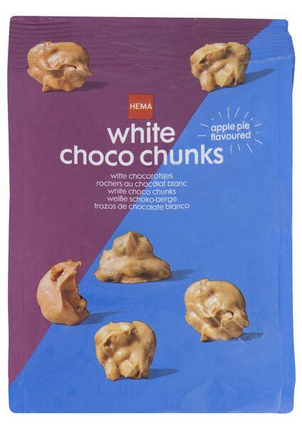witte chocorotsjes - 125 gram - 10380037 - HEMA
