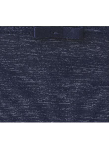 dameshipster donkerblauw donkerblauw - 1000009327 - HEMA