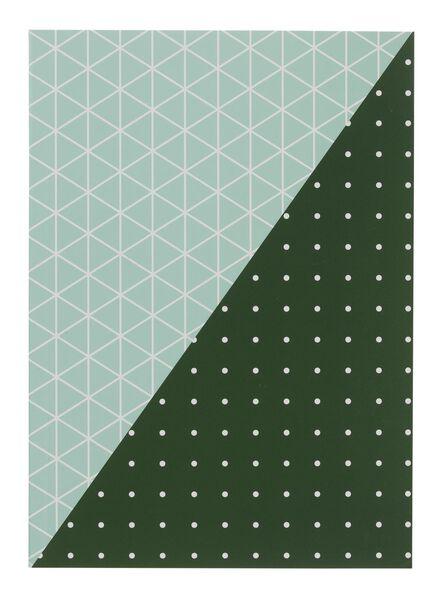 notitieboek A5 gelinieerd - 14101353 - HEMA