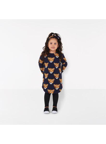 kinderjurk - Bananas&Bananas donkerblauw donkerblauw - 1000016520 - HEMA