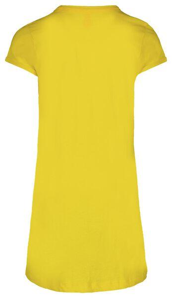 kinder nachthemd dream on geel geel - 1000023829 - HEMA