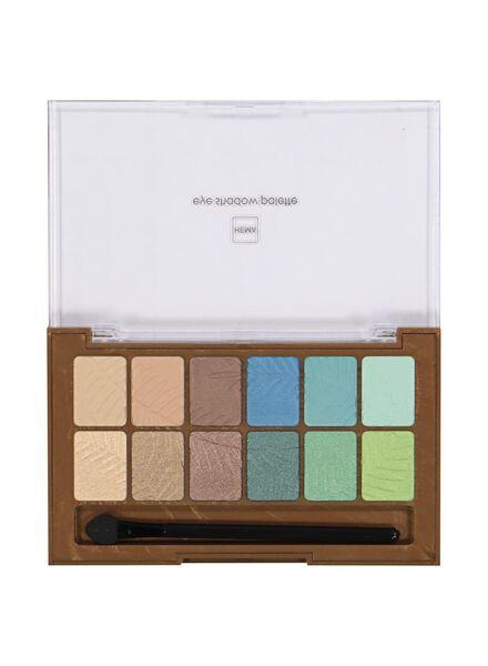 oogschaduw palette summer - 11210035 - HEMA