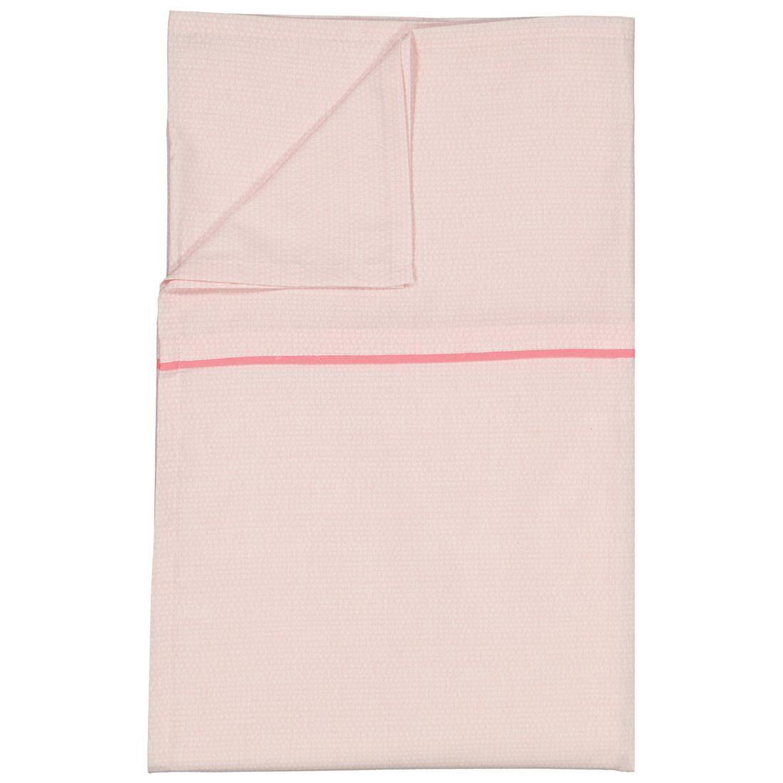 HEMA Ledikantlaken 120x150 - Roze (roze)