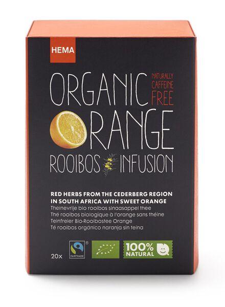 thee rooibos orange - 17100081 - HEMA
