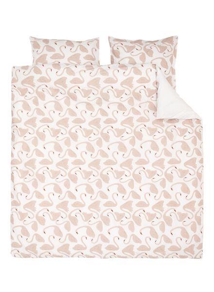 soft cotton dekbedovertrek 240 x 220 cm - 5710043 - HEMA