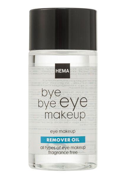 oog make-up reinigingsolie - 17830009 - HEMA