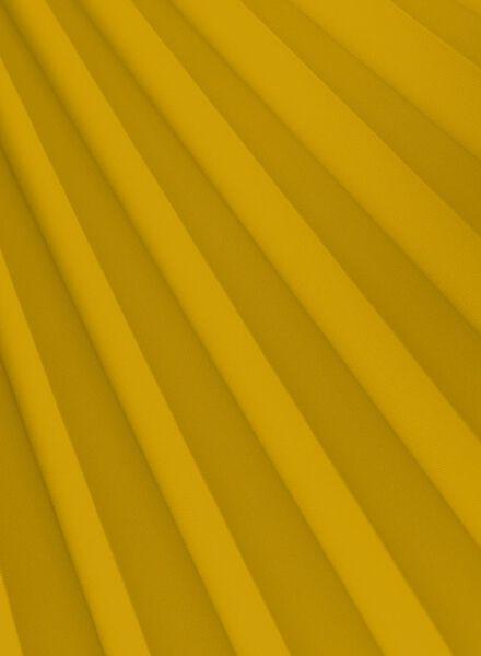 plisségordijn structuur grof transparant 20 mm - 7430095 - HEMA