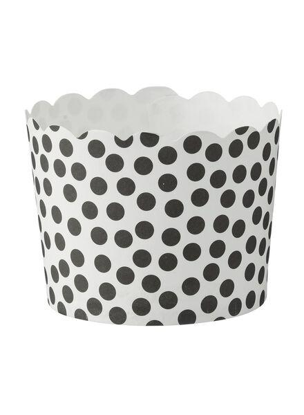 muffin cups 24 stuks - 80810227 - HEMA