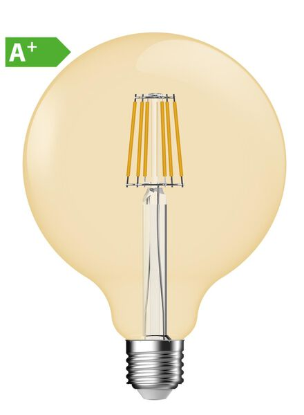 LED lamp goud helder 2,8 watt - grote fitting - 200 lumen - 20090066 - HEMA
