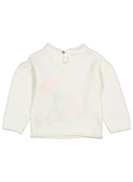 babytrui gebroken wit gebroken wit - 1000016567 - HEMA