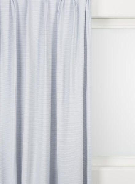 gordijnstof perpignan lichtgrijs perpignan - 7222280 - HEMA