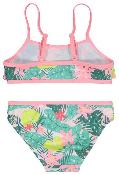 kinder bikini bloemen multi multi - 1000023115 - HEMA
