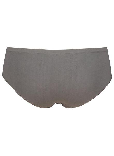 dameshipster naadloos micro grijs grijs - 1000015701 - HEMA